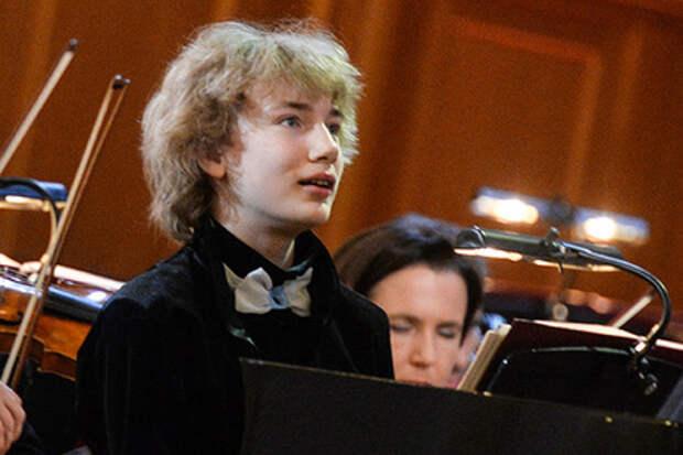 Российский пианист стал победителем на молодежном «Евровидении»