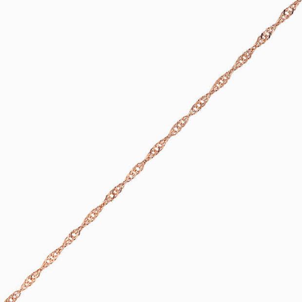 Тонкая цепочка – самое сексуальное мужское украшение