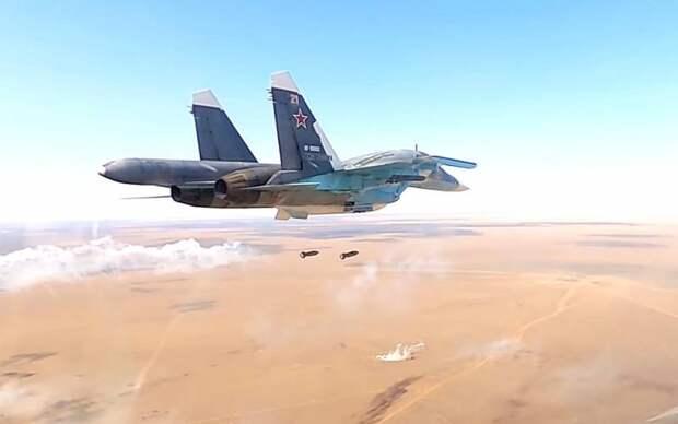ИГИЛ вновь поднимает голову в Сирии: ВКС наносят десятки ударов по террористам