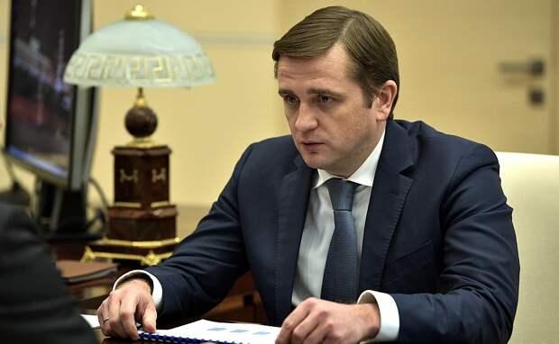 Руководитель Федерального агентства по рыболовству Илья Шестаков.