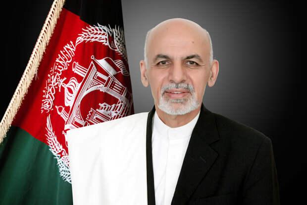 Президент Афганистана подал в отставку