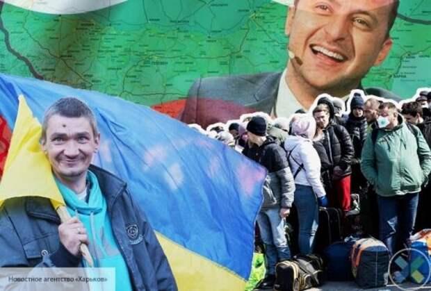 Европа закрыта для Украины: заробитчане готовы рвануть на работу в Россию