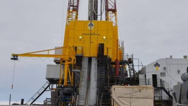 «Роснефть» определится посокращению добычи нефти 30апреля