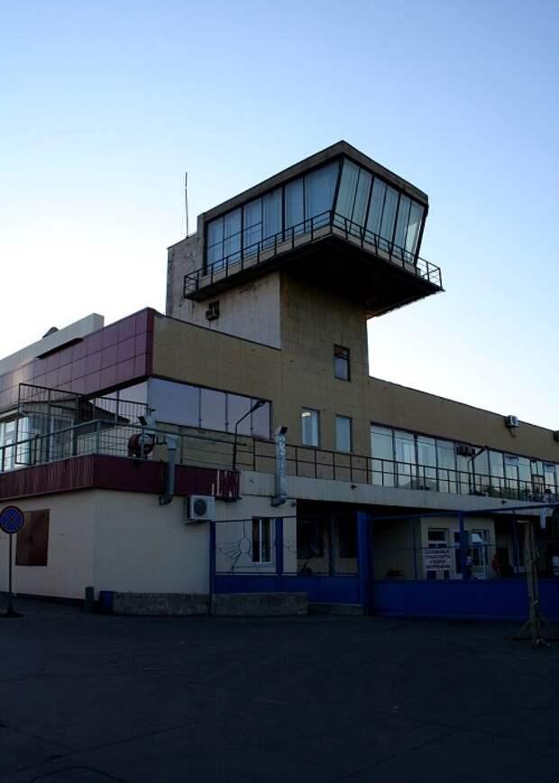 Диспетчерский пункт Московского аэровокзала, 2010 год. /Фото: wikiрedia.org