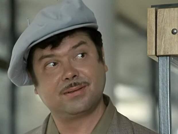Сладкий и гадкий актер Эдуард Бредун