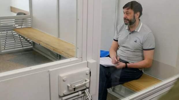 Вышинский назвал абсурдными выдвинутые против него обвинения