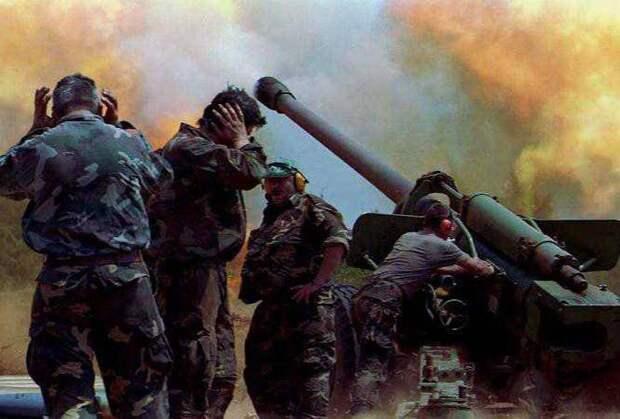 Кровавая бойня стала национальной мечтой Украины