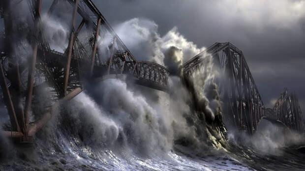 «Полная разруха»: Незалежная жестко высказалась о ситуации на Крымском мосту