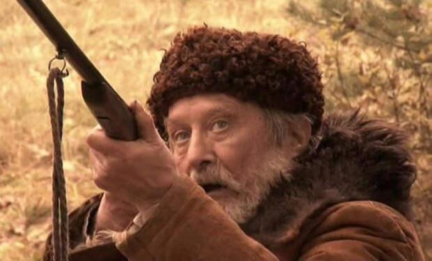 Кадр из белорусского фильма «Талаш»