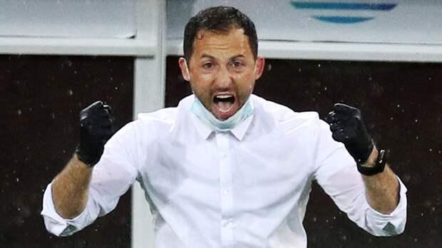 Тедеско второй раз подряд признан лучшим тренером месяца в РПЛ