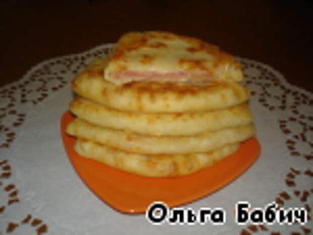 Сырные лепешки за 5 минут ингредиенты