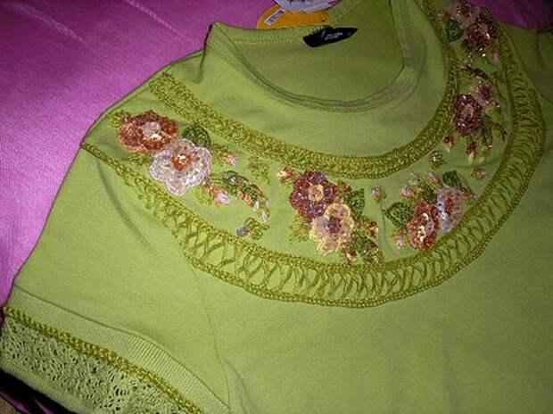19 фев 2013 Вышивка бисером, вышивка бисером на одежде, бисер, какую.