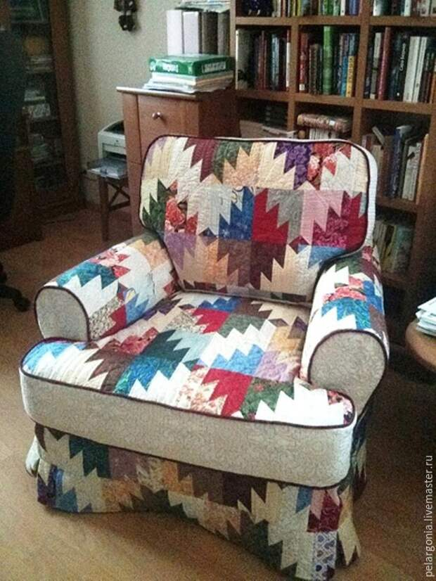 Пэчворк  кресла (трафик)