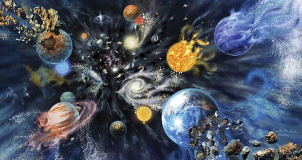 3 сценария смерти Вселенной
