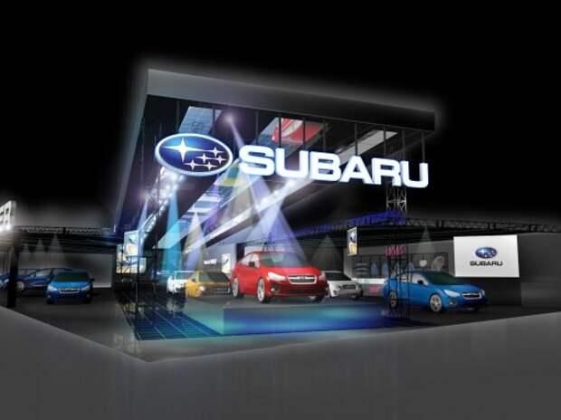 Subaru покажет на Токийском салоне три новинки