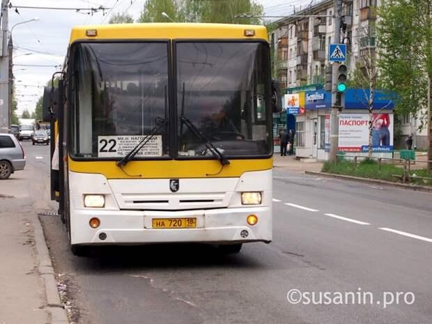 Ижевск попал в пятерку лидеров рейтинга среди городов России по качеству работы общественного транспорта