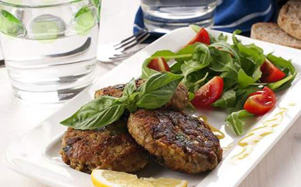 Рецепты котлет, которые готовятся без мяса