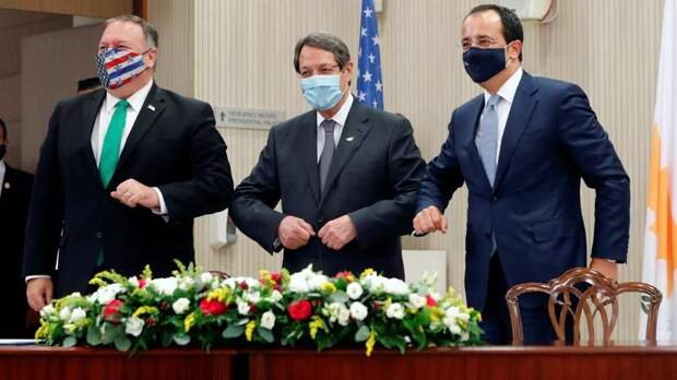 США и Кипр договорились о создании оборонного учебного центра