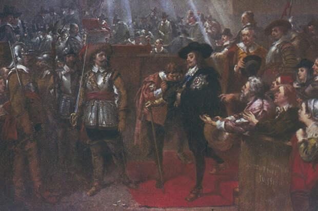 Судебный процесс над Карлом Первым