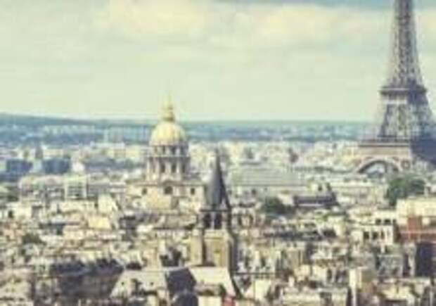 Париж на один день отдадут пешеходам