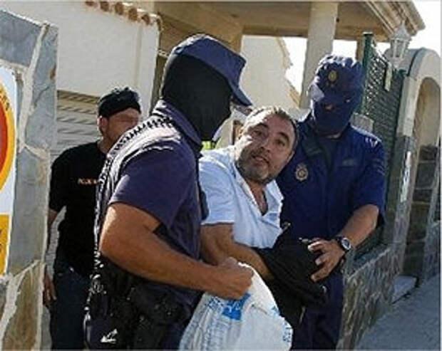 Вор в законе Виталий Изгилов — Виталик-Зверь — экстрадиция из Испании