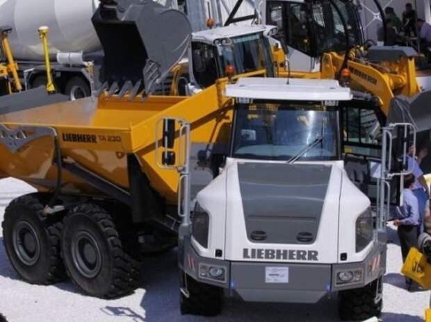 В России запретили госзакупки импортных экскаваторов, бульдозеров, автобусов и трамваев