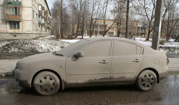 Белый цвет авто - это нормально?
