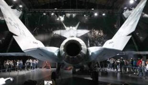 Китай оценил русский истребитель Checkmate