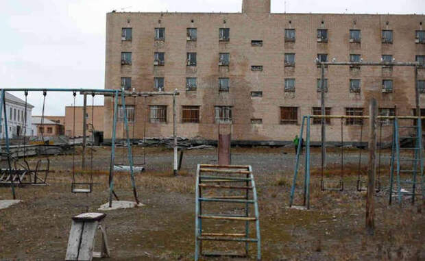 Пирамида: советский город-призрак на краю земли