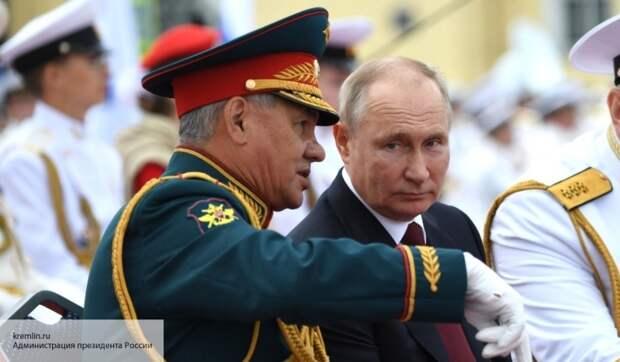 Слова Путина на параде ВМФ заставили британцев говорить о дружбе с Россией