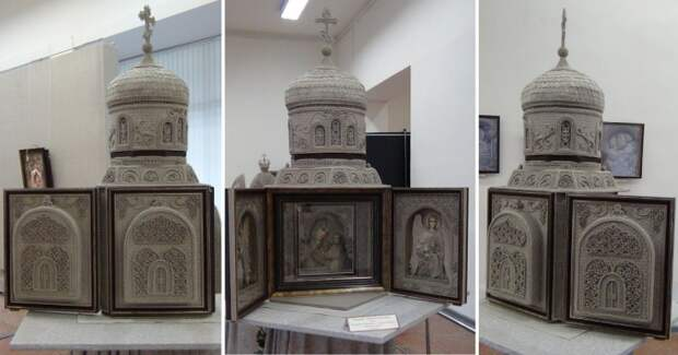 Нитяные 3D иконы макраме