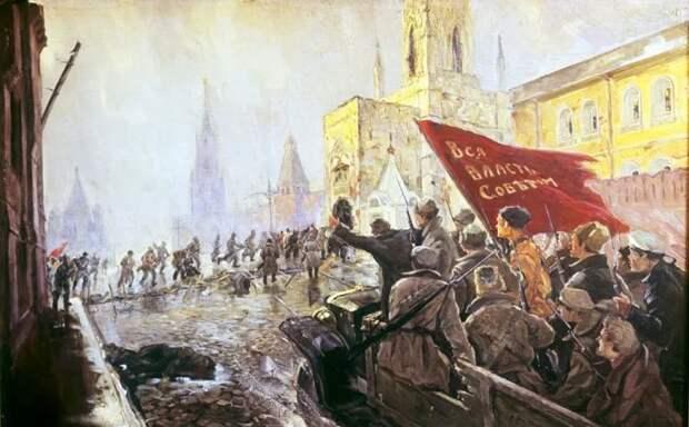 О революции. Олег Двуреченский