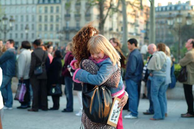 21 января – Международный День объятий