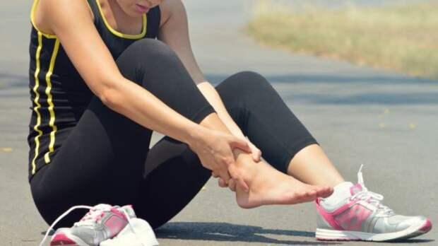 7 способов избавить себя от невыносимой боли в пятках и щиколотках
