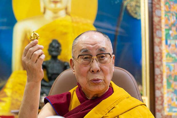 Далай-лама заявил об эре болезней в мире