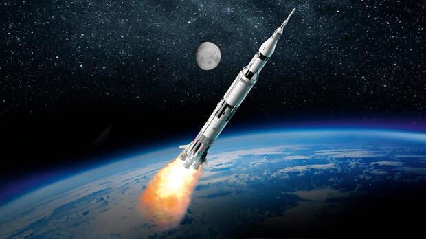 """Сатурн-5"" с Луны не виден, даже ""лунтиками"". Куда он улетел вместо Луны"