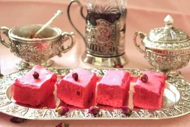 Малиновый зефир: вкусно не обязательно сложно!