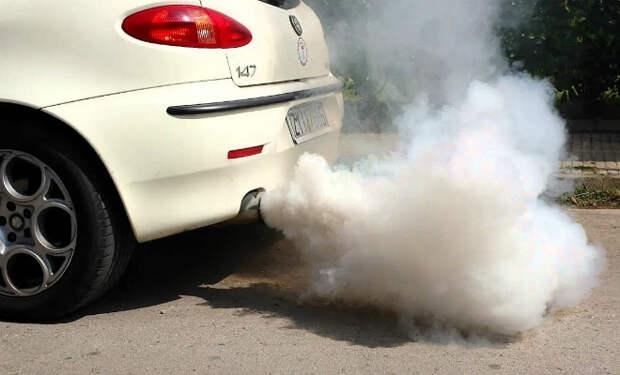Как определить состояние автомобиля по выхлопной трубе