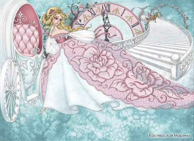 Иллюстратор Марина Касперская