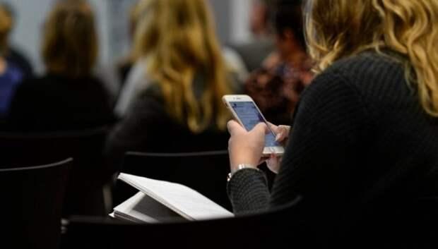 Жители Подмосковья смогут узнать график автобусов с помощью мобильного приложения