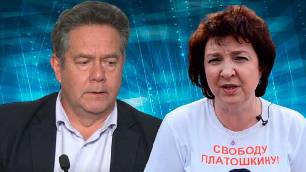 Платошкин и Глазкова не были допущены на подсчет по электронному голосованию главой УИКа Павловым