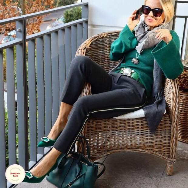 """""""Икона стиля"""": 6 модных советов от немки Биби Хорст"""