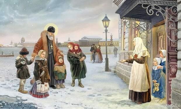 художник Наталья Климова картины – 21