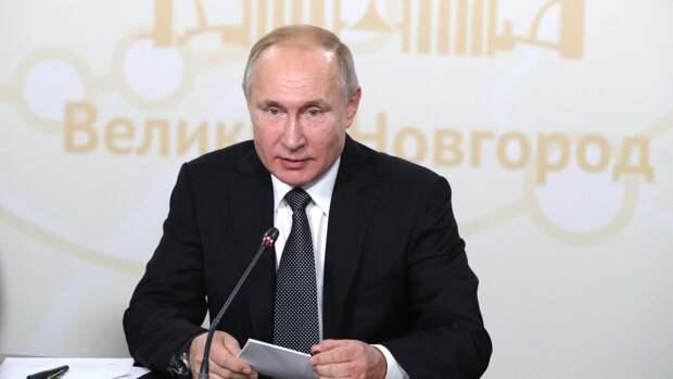 Путин поручил за три года построить трассу Москва — Нижний Новгород — Екатеринбург