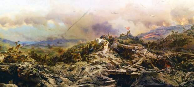 Реставрировать Диораму в Севастополе пока некому