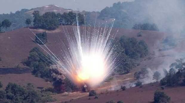 Татоян: Азербайджан применял в Карабахе оружие массового поражения