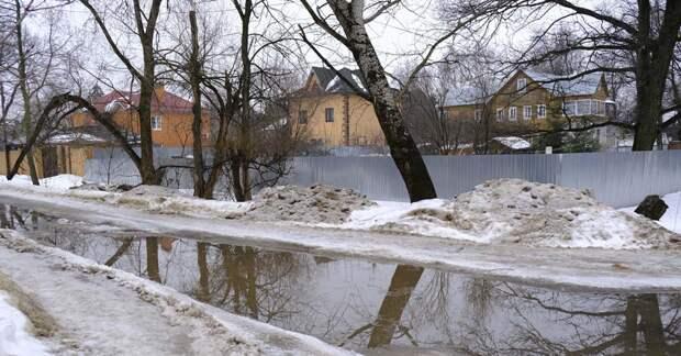 Весенние деревни в Европе чисты как стеклышко, а наши мрачнее тучи
