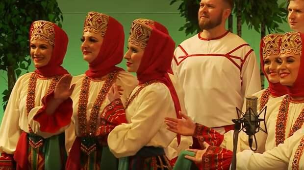 Концерт Хор имени М. Е. Пятницкого