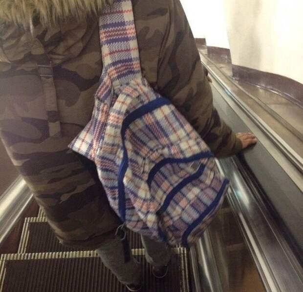 Челночный рюкзак