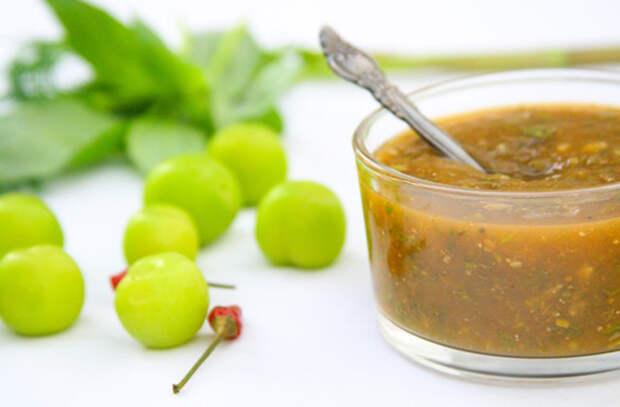 Ткемали: делаем настоящий грузинский соус